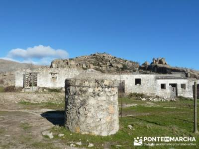 Senderismo Sierra Norte Madrid - Belén Viviente de Buitrago; senderismo lanzarote